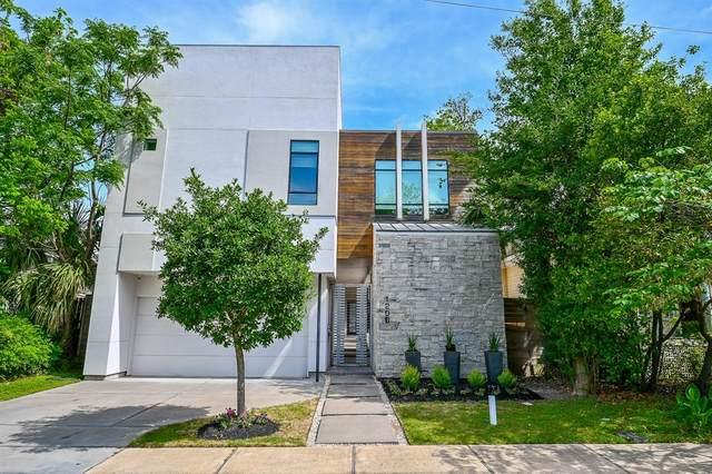 1206 W Drew Street, Houston, TX 77006 (#74696486) :: ORO Realty