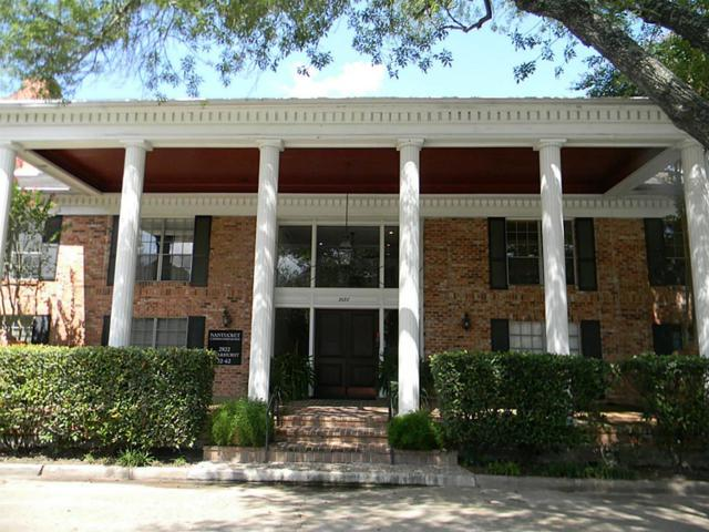 2822 Briarhurst Drive #50, Houston, TX 77057 (MLS #78237574) :: Giorgi Real Estate Group