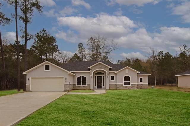 929 Road 6609, Dayton, TX 77535 (MLS #79050310) :: Ellison Real Estate Team