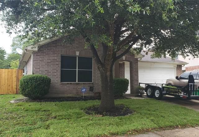 22810 E Fairfax Village Circle, Spring, TX 77373 (MLS #92263883) :: Texas Home Shop Realty