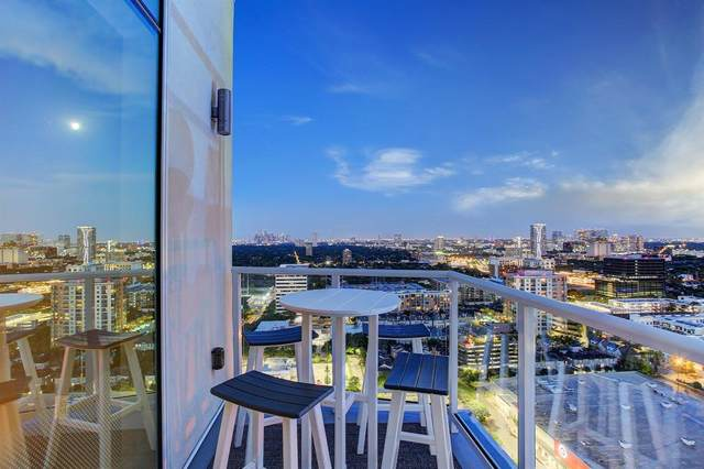 4521 San Felipe Street #2503, Houston, TX 77027 (MLS #93838382) :: The SOLD by George Team