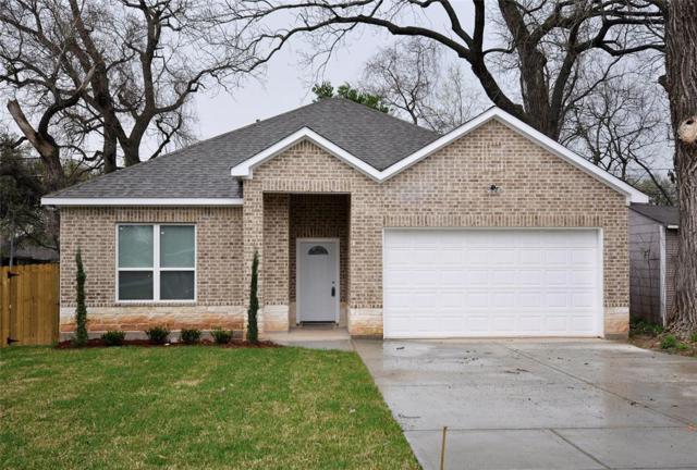 101 Owens Street, Houston, TX 77029 (MLS #95793740) :: The SOLD by George Team
