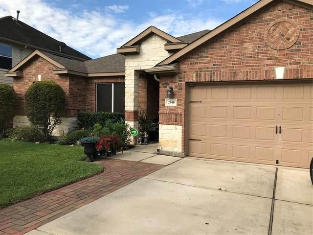2040 Borthwick Lane, Conroe, TX 77301 (MLS #14433642) :: Giorgi Real Estate Group