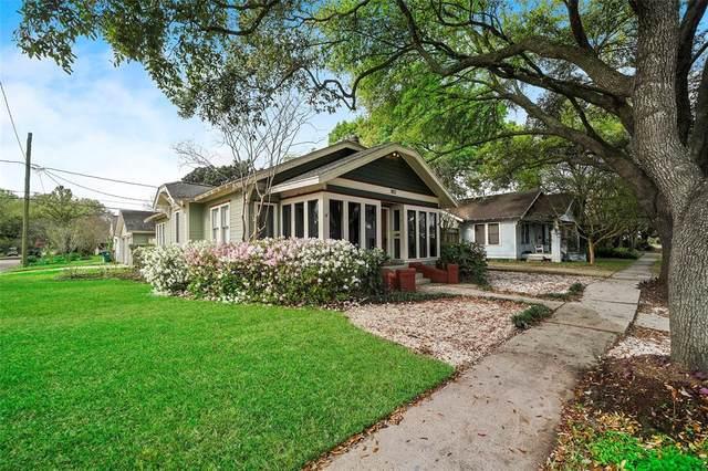 1102 Algregg Street, Houston, TX 77009 (MLS #19042958) :: The Property Guys