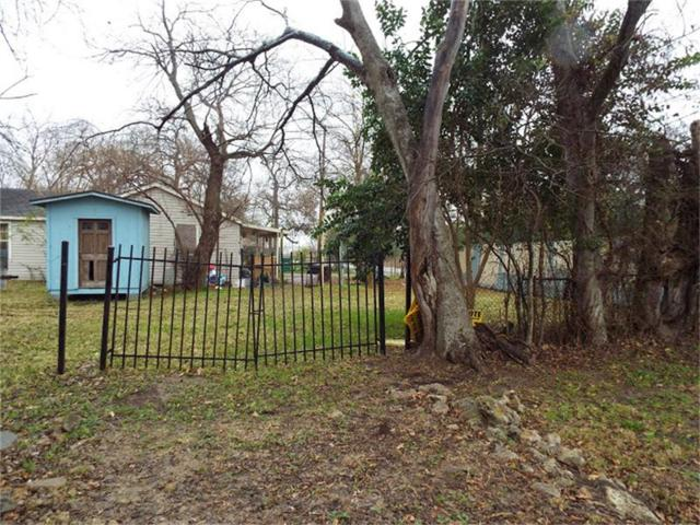 0 95th Street, Houston, TX 77012 (MLS #32772145) :: Texas Home Shop Realty