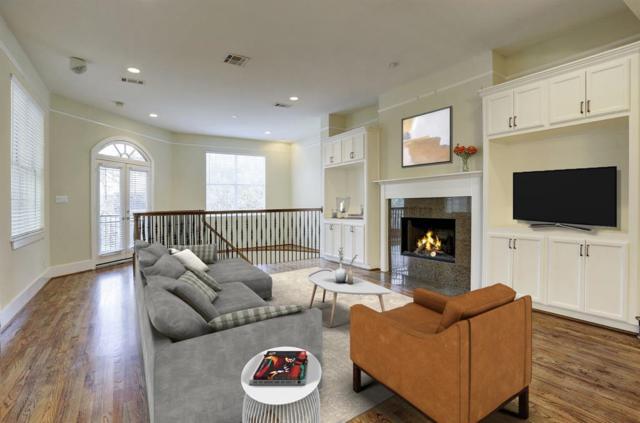 6309 Pickens Street B, Houston, TX 77007 (MLS #37910397) :: Texas Home Shop Realty