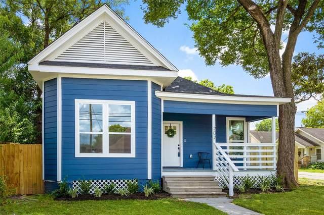 202 N Everton Street, Houston, TX 77003 (MLS #50524640) :: The Home Branch