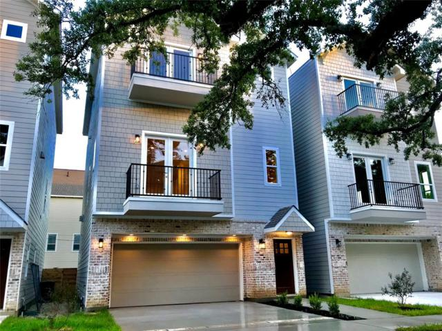 1113 Gardner Street, Houston, TX 77009 (MLS #58281019) :: Christy Buck Team