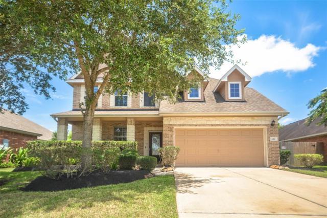130 Sandstone Bend Lane, Dickinson, TX 77539 (MLS #69610448) :: Texas Home Shop Realty
