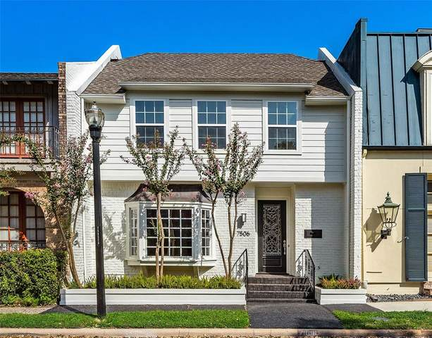 7506 Chevy Chase Drive, Houston, TX 77063 (MLS #86017696) :: The Freund Group