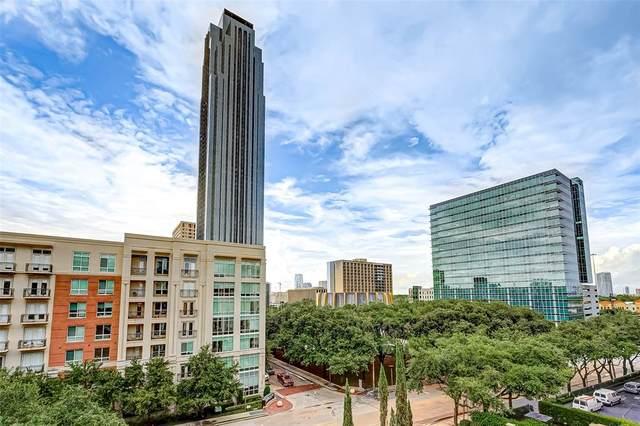 5005 Hidalgo Street #619, Houston, TX 77056 (MLS #91775222) :: Caskey Realty