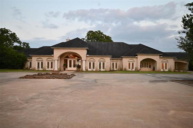 4002 River Forest Drive, Richmond, TX 77406 (MLS #48573741) :: Green Residential