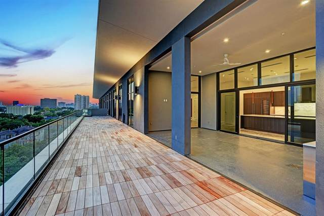 2710 Steel Street #703, Houston, TX 77098 (MLS #49660331) :: The Bly Team
