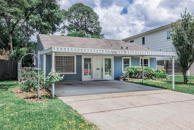 1158 Kinley Lane, Houston, TX 77018 (MLS #51968848) :: All Cities USA Realty