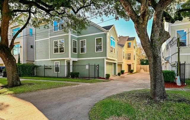 1606 Saint Charles Street, Houston, TX 77003 (MLS #85389666) :: The Freund Group