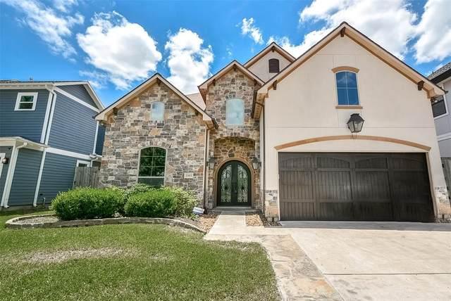 1363 Woodcrest Drive, Houston, TX 77018 (#98262207) :: ORO Realty