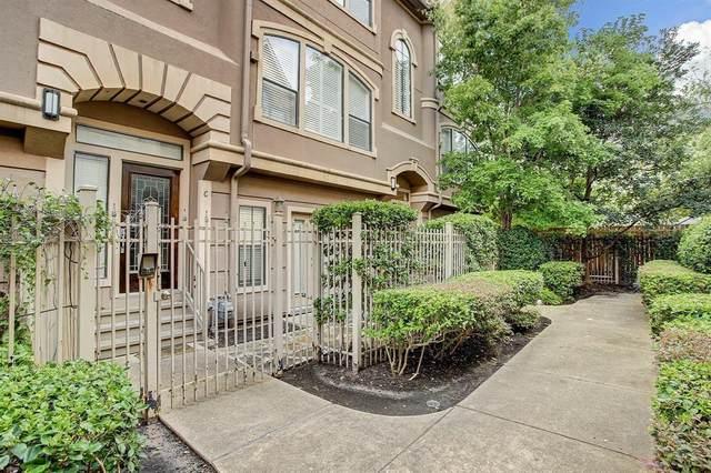 2426 Dorrington Street D, Houston, TX 77030 (MLS #67394850) :: The Property Guys