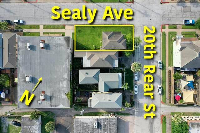 2001 Sealy Street, Galveston, TX 77550 (MLS #68222296) :: Rachel Lee Realtor