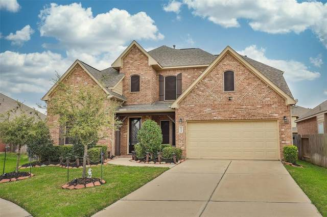 16122 Ronda Dale Drive, Hockley, TX 77447 (MLS #86758732) :: The Andrea Curran Team powered by Styled Real Estate