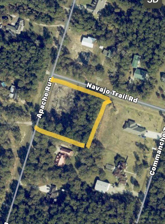 0 Apache Run Trail, Wallisville, TX 77597 (MLS #10039388) :: The Freund Group