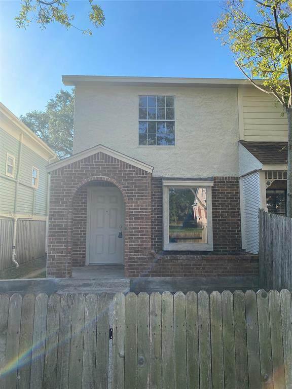 1509 Avenue L, Galveston, TX 77550 (MLS #10049453) :: The Wendy Sherman Team