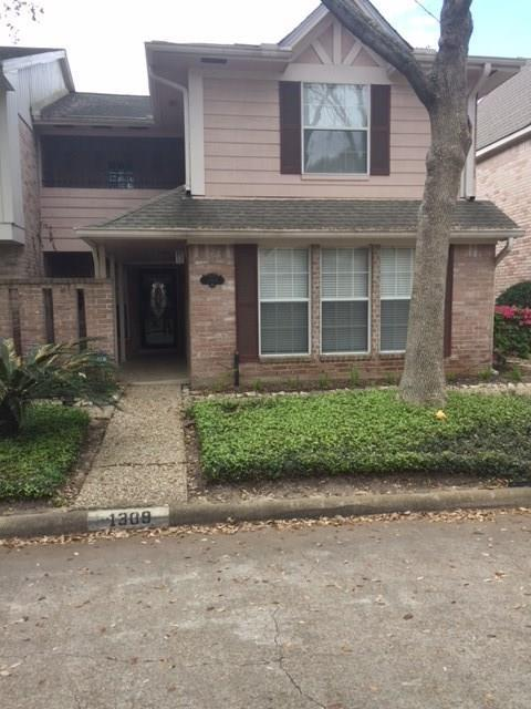 1309 Reddleshire Lane #1309, Houston, TX 77043 (MLS #10253118) :: REMAX Space Center - The Bly Team