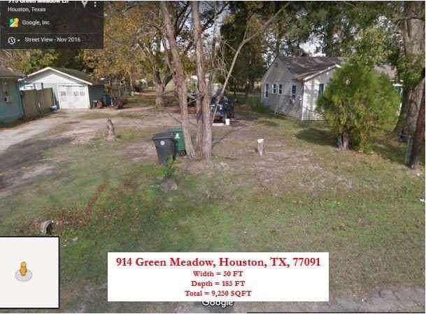914 Green Meadow Lane, Houston, TX 77091 (MLS #10339430) :: Caskey Realty