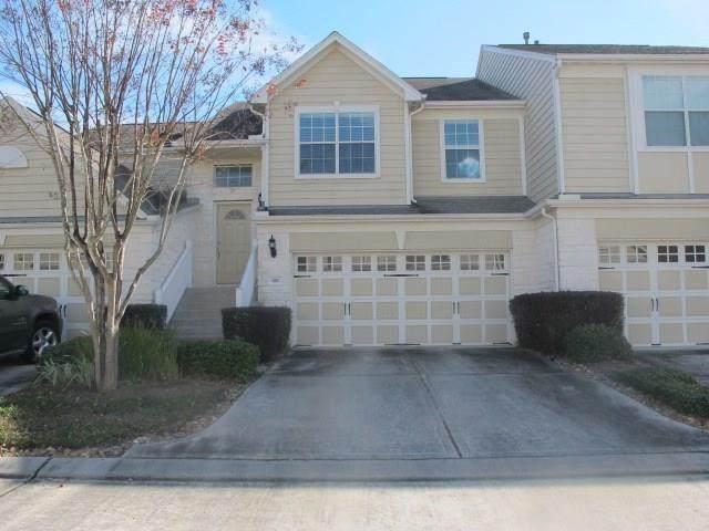 13600 Breton Ridge Street 16B, Houston, TX 77070 (MLS #10404358) :: All Cities USA Realty