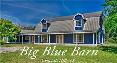 3101 Fm 1155, Chappell Hill, TX 77426 (MLS #10469184) :: Texas Home Shop Realty