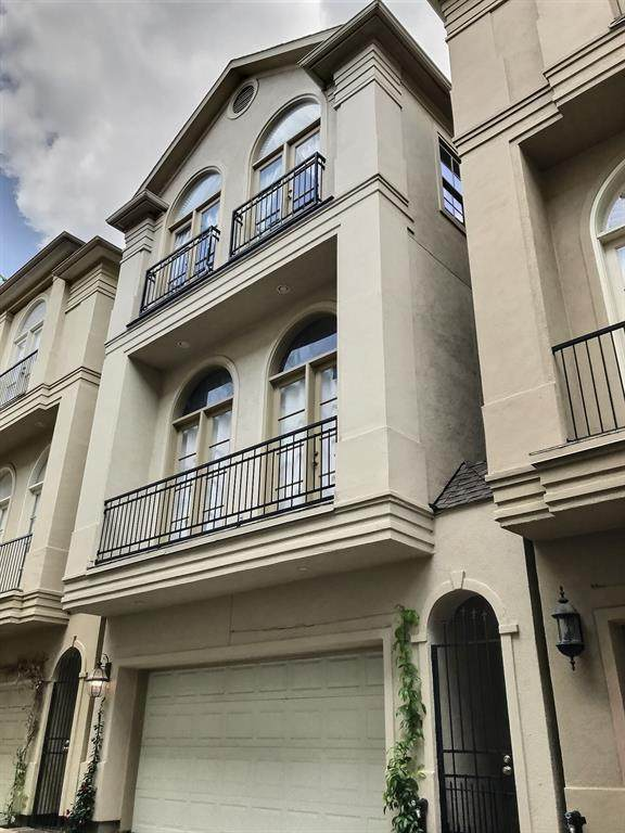 121 Dennis Street, Houston, TX 77006 (MLS #10474296) :: Green Residential