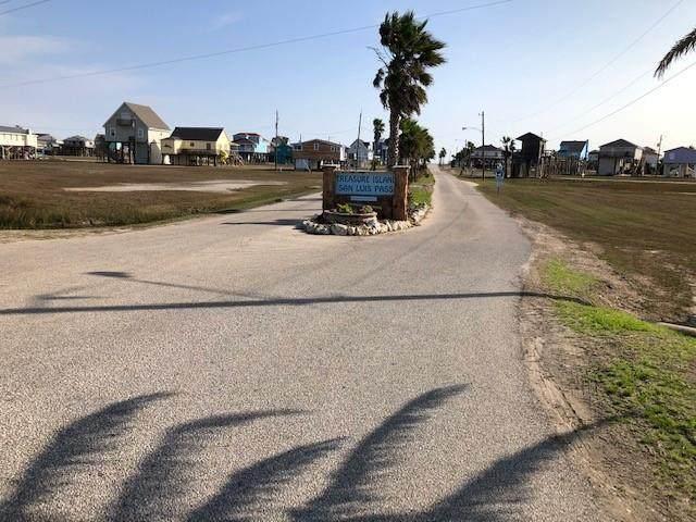 Lot 14 Gulf Beach Drive, Freeport, TX 77541 (MLS #10485153) :: Homemax Properties