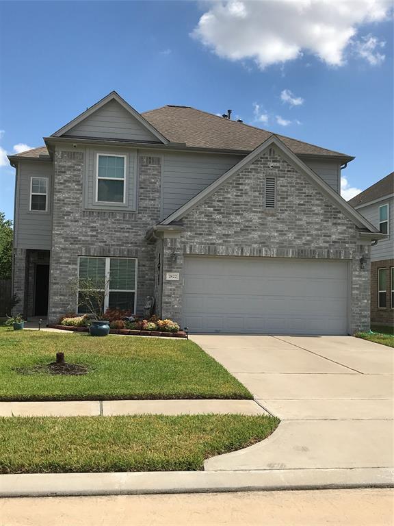7822 Koloa River Court, Houston, TX 77040 (MLS #10497363) :: Fairwater Westmont Real Estate