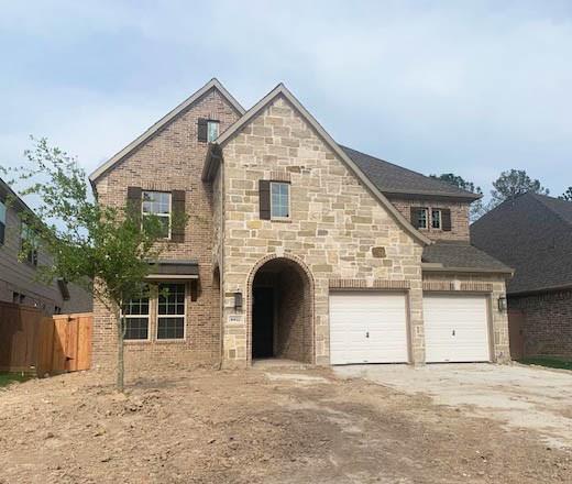 16822 Ellicott Rock Drive, Humble, TX 77346 (MLS #10528183) :: JL Realty Team at Coldwell Banker, United