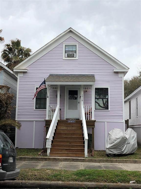 1318 Avenue M 1/2, Galveston, TX 77550 (MLS #10574151) :: The Bly Team