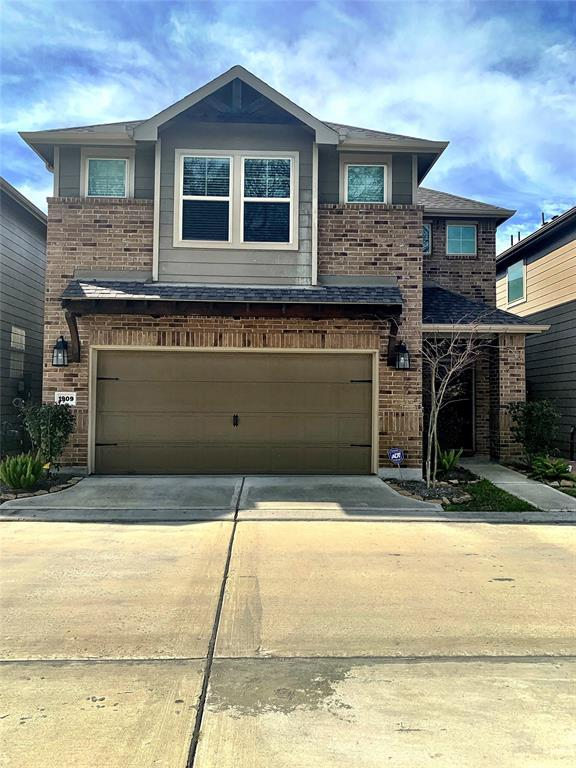 1909 Bluff Oak Drive, Houston, TX 77080 (MLS #10588922) :: The Bly Team