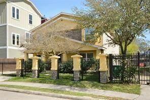 1110 Enid Street, Houston, TX 77009 (MLS #10590185) :: Giorgi Real Estate Group