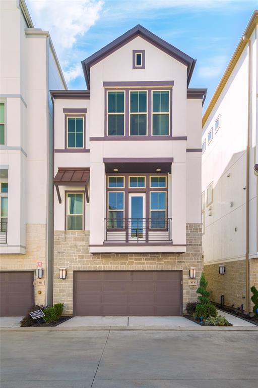 813 Algona Avenue, Houston, TX 77008 (MLS #1065198) :: KJ Realty Group