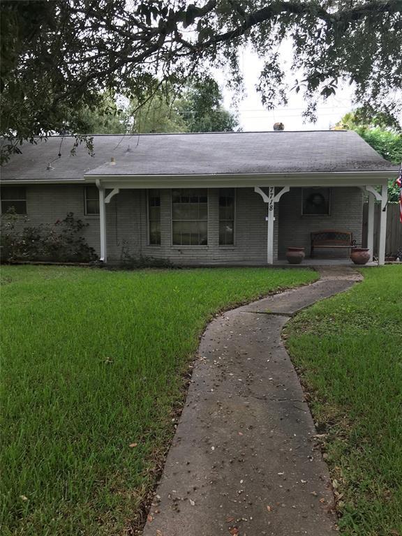 7718 Marinette Drive, Houston, TX 77074 (MLS #10667120) :: Krueger Real Estate