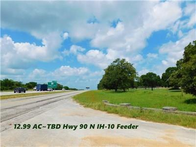 0 TBD Us Hwy 90 IH-10 N Feeder, Columbus, TX 78934 (MLS #10672873) :: The SOLD by George Team