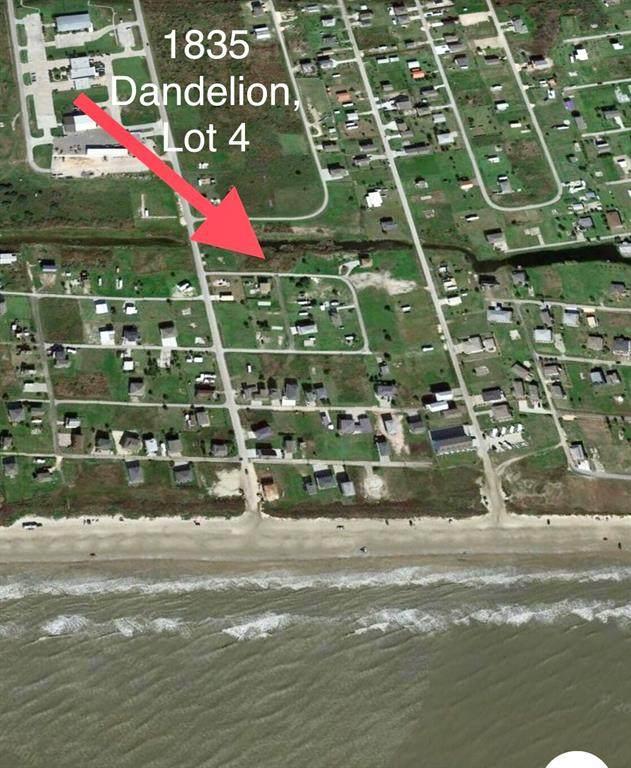 1835 Dandelion, Crystal Beach, TX 77650 (MLS #10676079) :: My BCS Home Real Estate Group