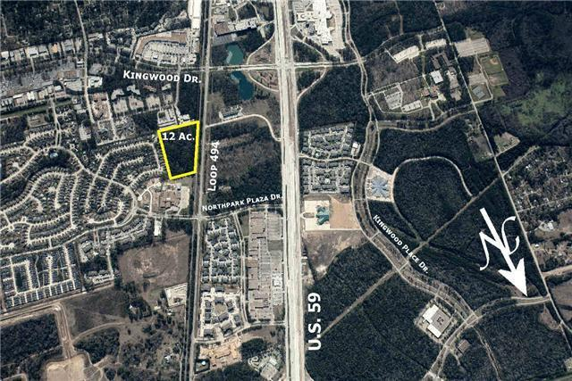 0 Rock Fall Drive, Kingwood, TX 77339 (MLS #10713093) :: Giorgi Real Estate Group