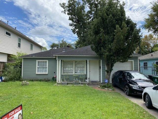 512 E 28th Street, Houston, TX 77008 (MLS #10827235) :: Caskey Realty