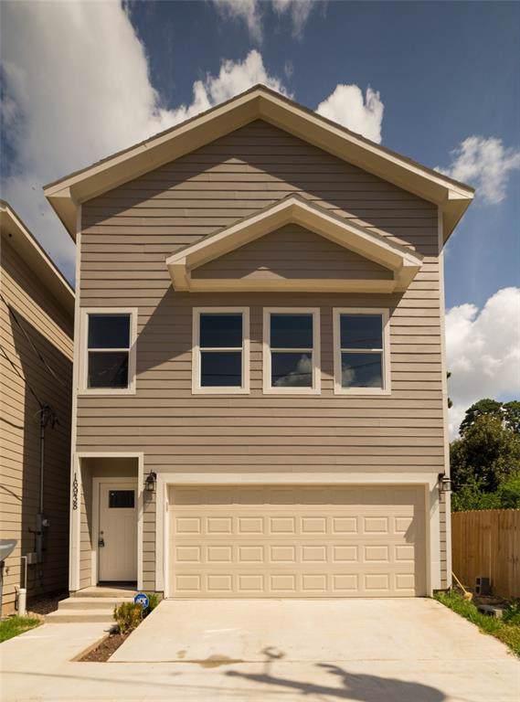 16938 Glenheath, Montgomery, TX 77316 (MLS #10944695) :: The Home Branch