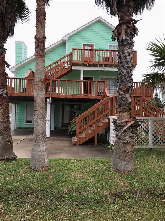4034 Reeves Road, Galveston, TX 77554 (MLS #10968828) :: The Jennifer Wauhob Team