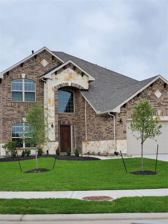 686 Forest Bend Lane, La Marque, TX 77568 (MLS #11005607) :: The Sansone Group