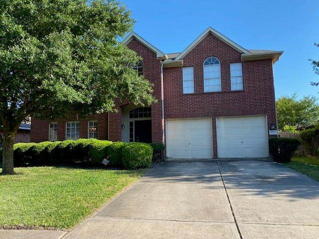 17515 Coventry Squire Drive, Houston, TX 77084 (#11023120) :: ORO Realty