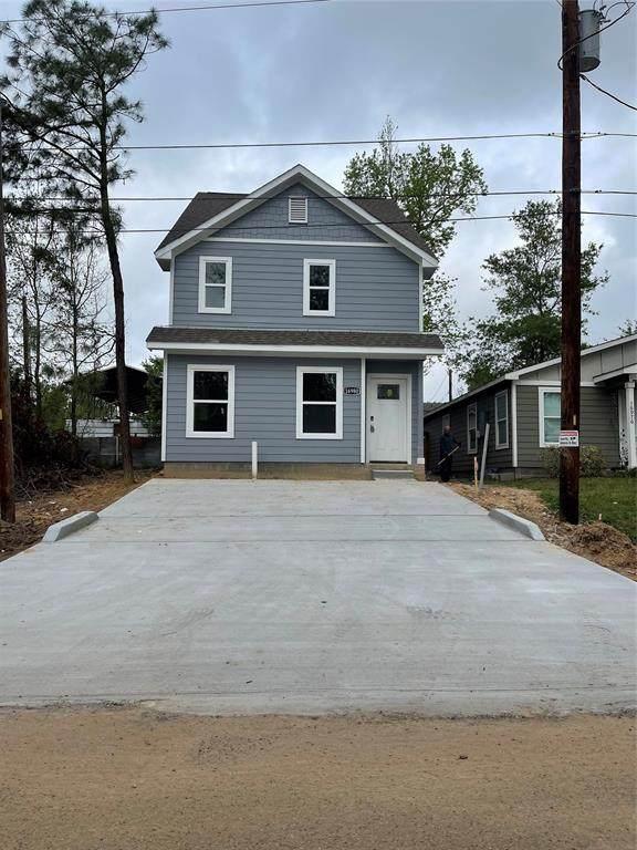 16980 W Ivanhoe, Montgomery, TX 77316 (MLS #11129645) :: The Sansone Group