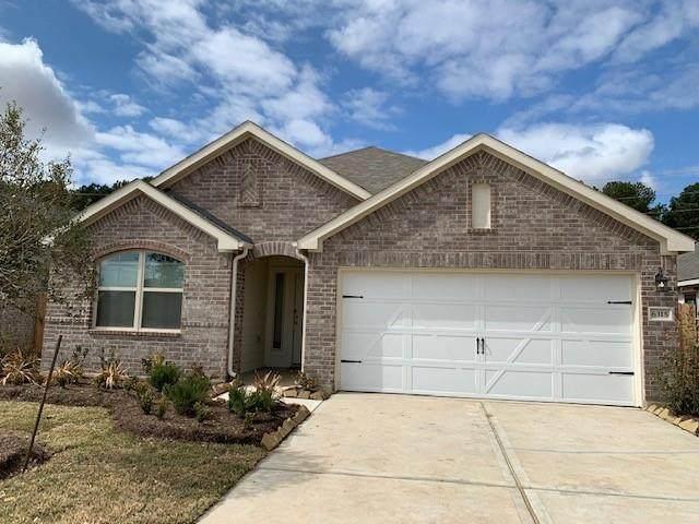 13548 Diamond Reef Lane, Texas City, TX 77568 (MLS #11150139) :: The Parodi Group