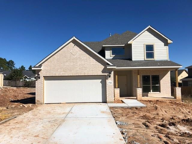 1703 Wandering Hills, Conroe, TX 77304 (MLS #11197240) :: The Collective Realty Group