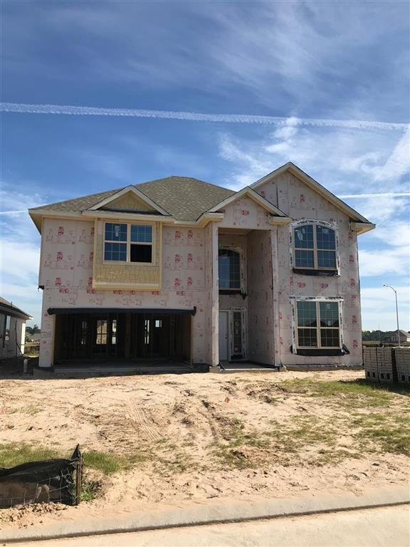 3639 Lake Bend Shore, Spring, TX 77386 (MLS #11360823) :: The Bly Team